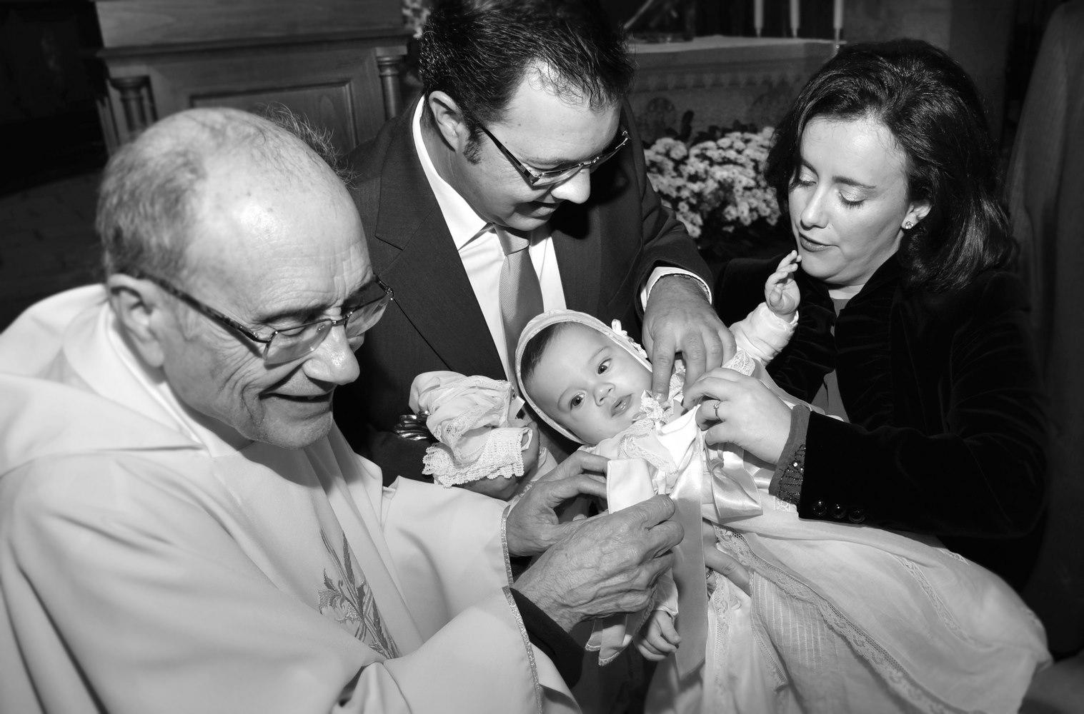 Bautizo niña bautizos